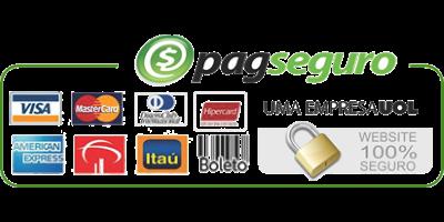 Compra garantida pelo PagSeguro