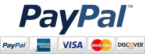 Compra garantida pelo PayPal Brasil